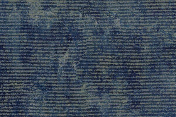 Behangadvies stijlvol blauw Pagode 73600657 Casamance