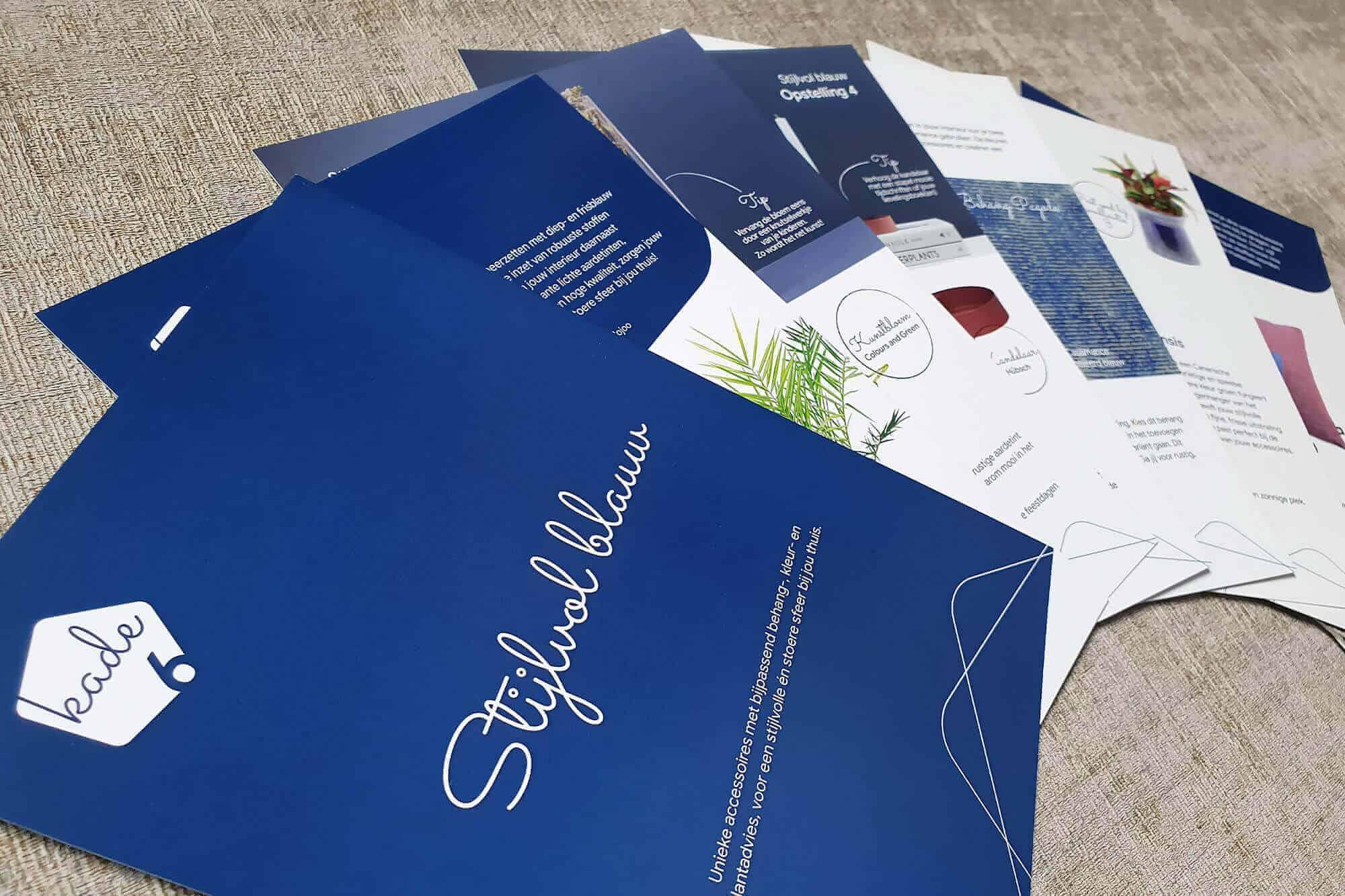 Pakket Stijlvol blauw