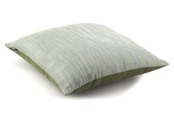 Unieke sfeervolle sierkussen groen K6-004 Kade6