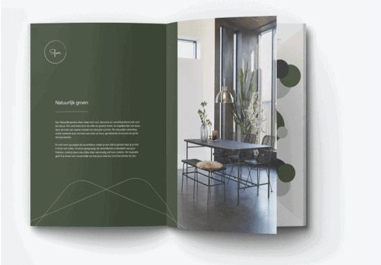 Stylinggids 'Natuurlijk groen'